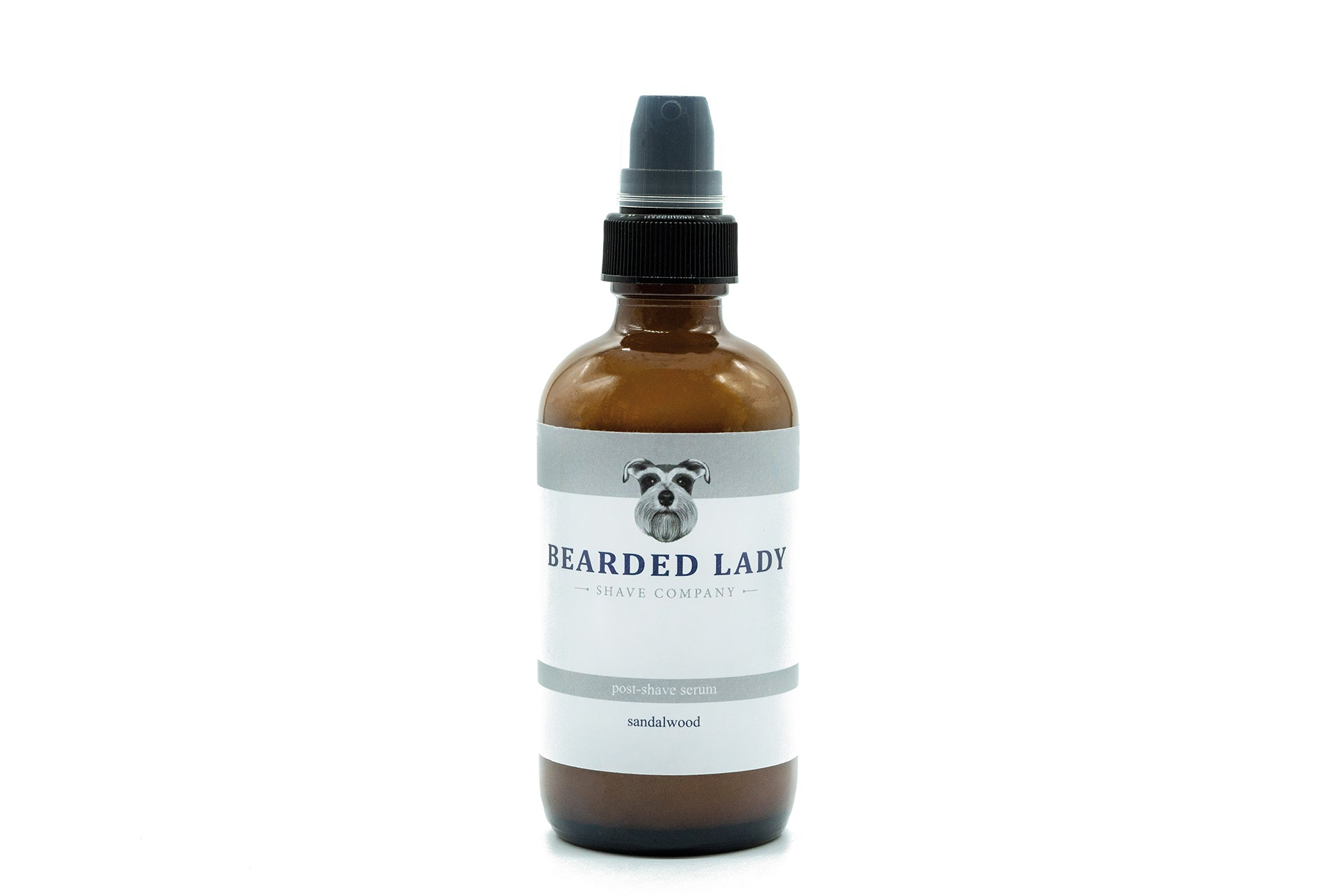 Post Shave Serum: Sandalwood