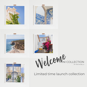 LIMITED TIME EDITION - MINI PRINT COLLECTION - WELCOME