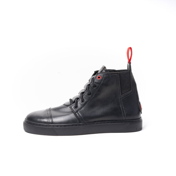 "MAY SHIPPING: ""The Mayor"" Sneaker, Black"