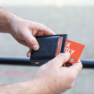 Slim 3 Pocket Card Wallet