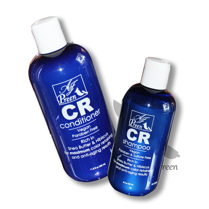 AJ-Preen™ CR Shampoo and CR Conditioner