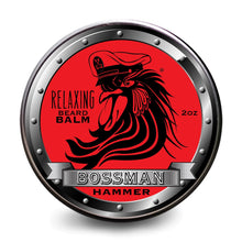 Load image into Gallery viewer, Bossman® Relaxing Beard Balm