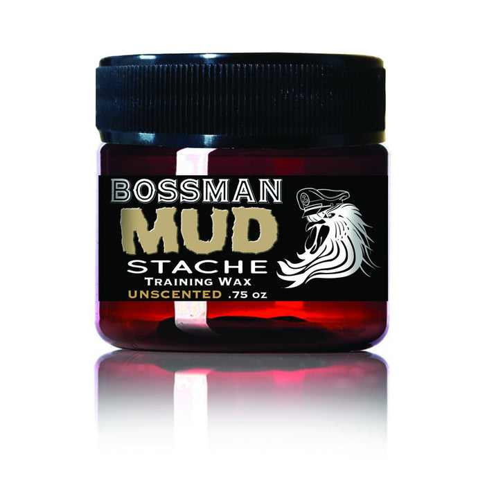Bossman® MUD Stache® Training Wax