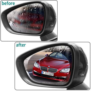 SideMirror Rainproof Anti-Glare Film