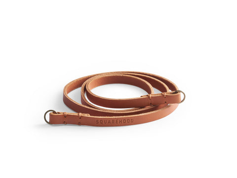 Usual - Leather Neck Strap