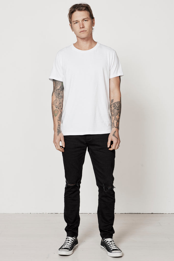 Old Mate Tee - White