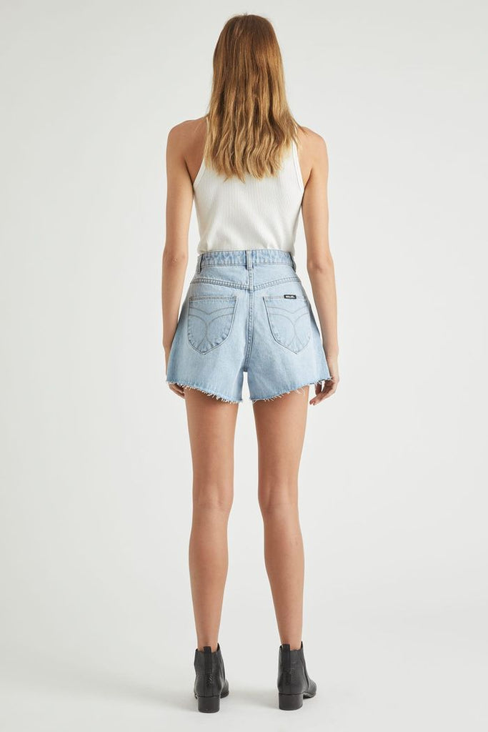 Mirage Short - Nina Blue Organic