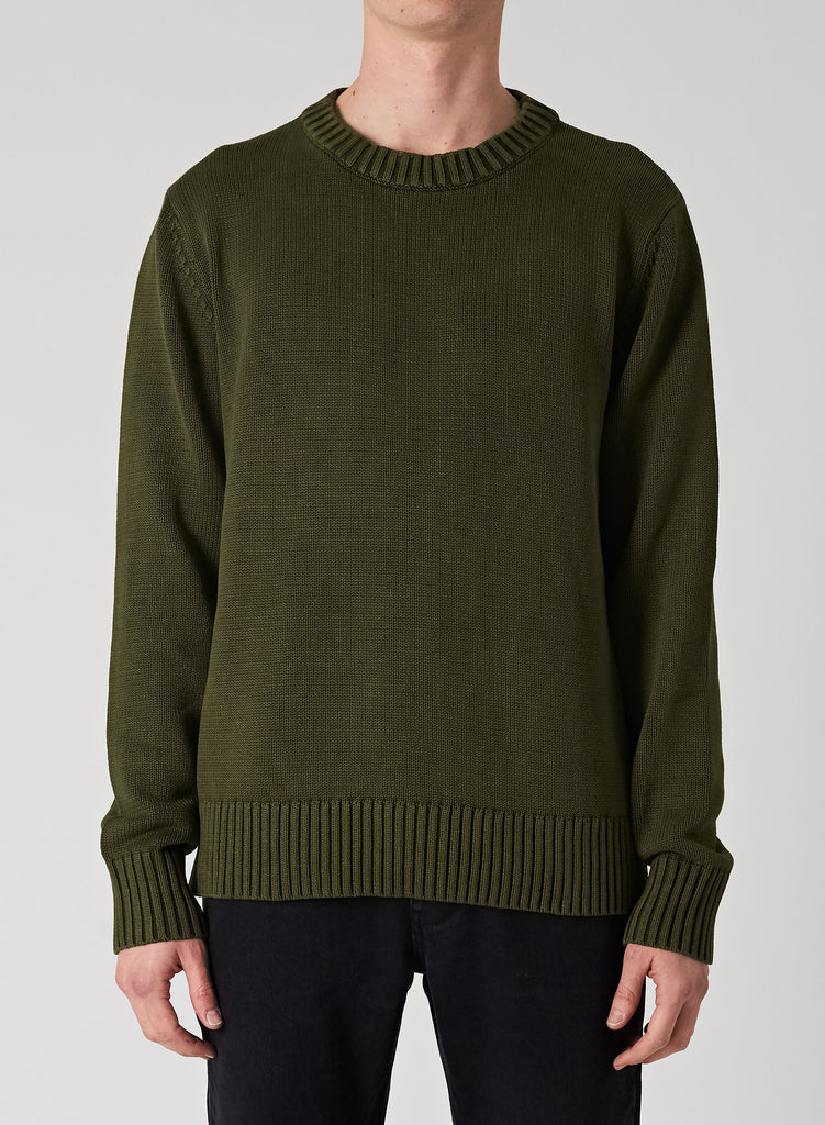 Strummer Knit - Army
