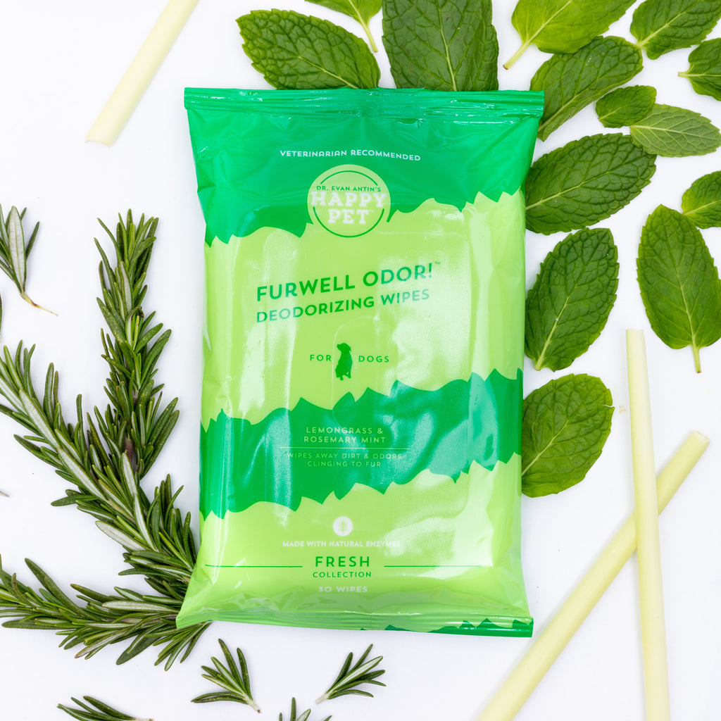 Furwell Odor! Deodorizing Wipes