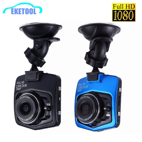 New Car DVR Camera 1080P Full HD Video Recorder G-sensor Night Vision Dash Cam GT300 Wide Angle Car Camera Recorder