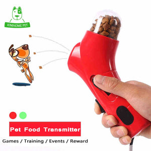 Training Outdoor Snacks Launching Reward Interactive Training Feeder For Dog Toy