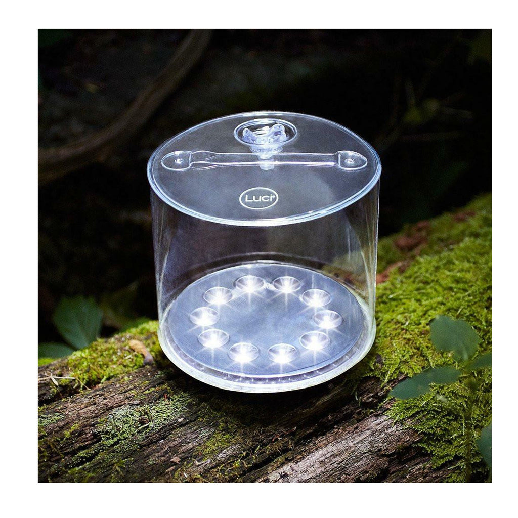 INFLATABLE SOLAR LIGHT by MPOWERD Luci Camping Lantern Waterproof - Pro Outdoor 2.0