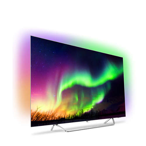 Philips 55 inches OLED 4K Ultra HD Smart TV