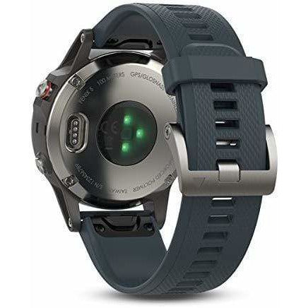Garmin fenix 5 Slate Gray GPS Watch WW,Smartwatches