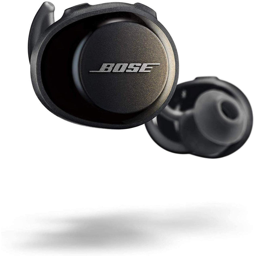 Bose SoundSport Free Truly Wireless Bluetooth Headphones, Black