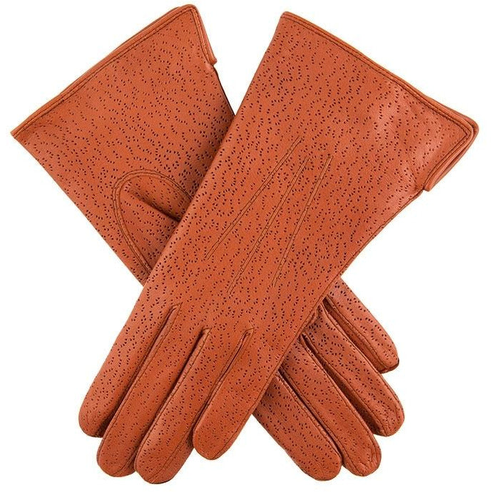 Dents Ladies Jessica Sheepskin Leather Gloves Lined Winter Womens Imipec Style
