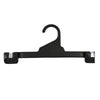 40x Heavy Duty Adult Clip Hanger 310mm Commercial Trouser Pants Skirts BULK R31