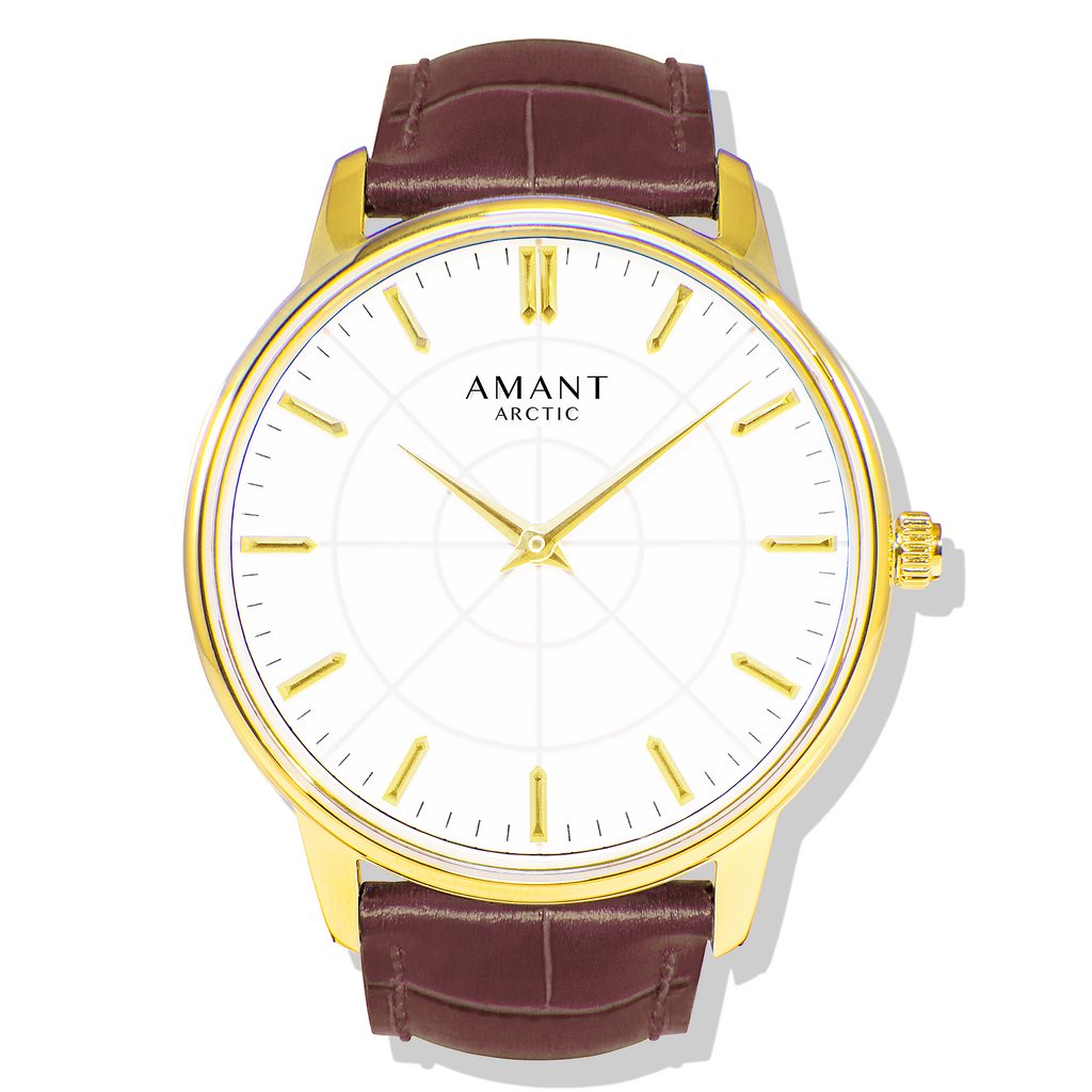 Amant ARCTIC Luxury Dress Wrist Watch