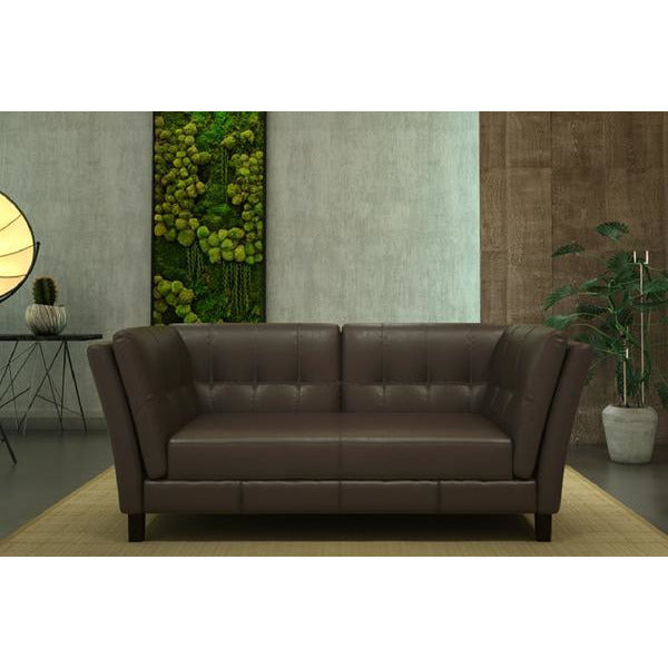 Axton 2.5 Seater ( Classic Brown ) - Loungeout