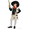 Kids COWGIRL COSTUME Girls Children's Wild West Halloween Dress Up Party Cow Girl