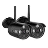 UL-tech Wireless CCTV System 2 Camera Set For DVR Outdoor Long Range 1080P