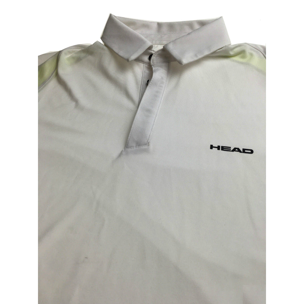 HEAD Tennis Performance PACE Polo Shirt Tee T Shirt Top HM0155 New