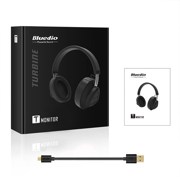 Bluedio Wireless Bluetooth Headphones With Microphone Monitor