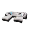Grey Lounge | Chaise Lounge | Stella Grey