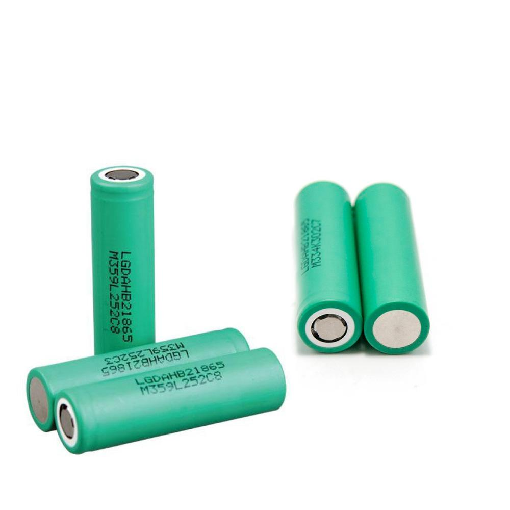 LG HB2 IMR 18650 30A 1500mAh 3.7V Rechargeable Lithium Battery Li Ion Batteries