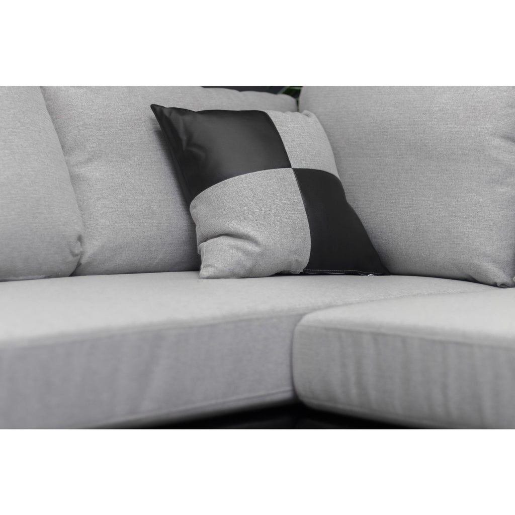 Grey Lounge | Chaise Lounge | Stella Grey - Loungeout
