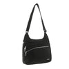 Pierre Cardin Nylon Cross Body RFID Anti-Theft Slash Proof - Black