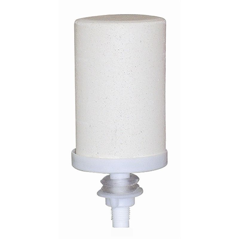 STEFANI Replacement Ceramic Water Filter Cartridge Purifier Candle Natural New