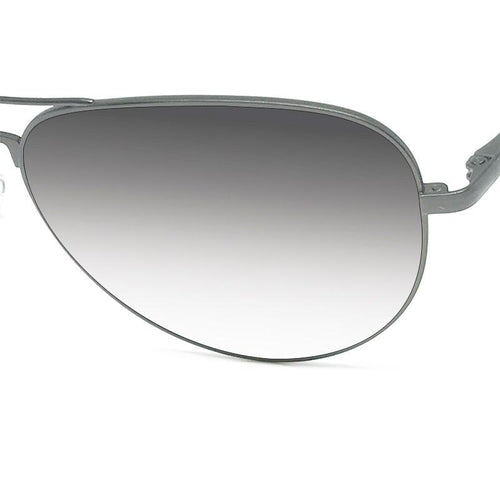Titanium Aviator Sunglasses - TITAN - Gold