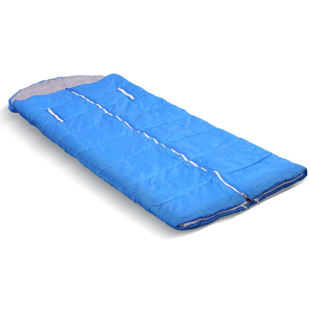 Adult Camping Hiking Envelope Sleeping Bag