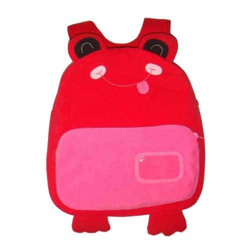Tree Frog Back Pack Red