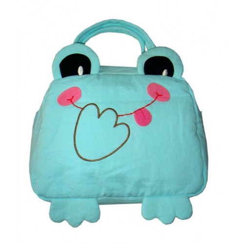 Tree Frog Lunch Box Blue