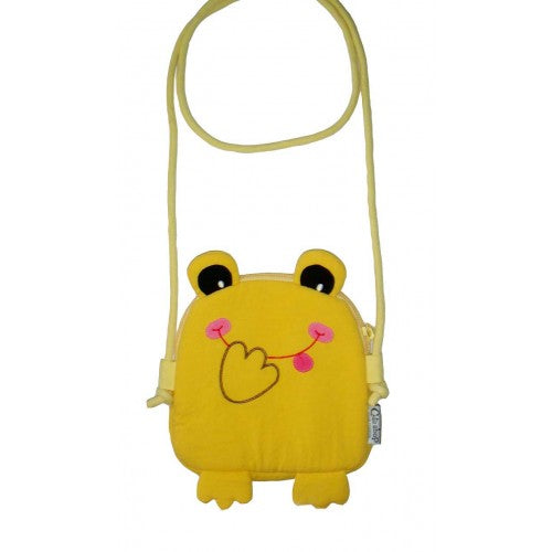 Tree Frog Handbag Yellow