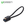 UGREEN Micro USB 3.0 OTG Cable For Samsung Note 3/S4/S5 - Black (10816)