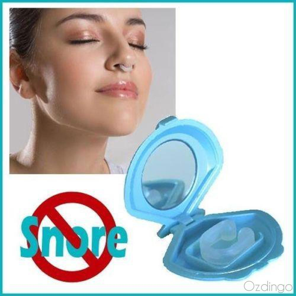 Anti Snoring Nose Clip | Sleeping Sleep Better Breathe Snore Aid Breathing