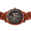 Men's Multi-Function Custom Kosso Wooden Wrist Watch