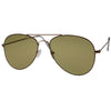 Caliber Aviator Sunglasses