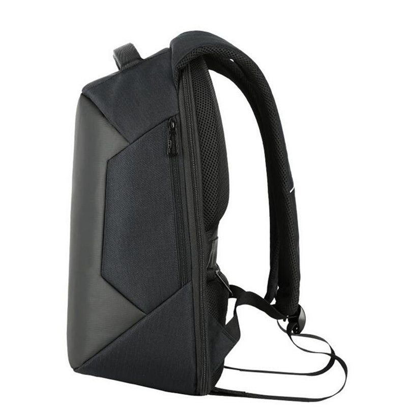 16 Inch Anti Theft Laptop Notebook Backpack Bag Travel Bag With USB Charging Port