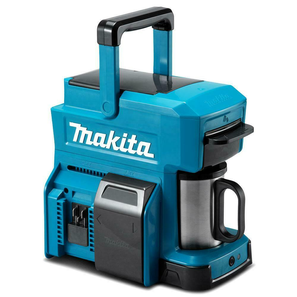 MAKITA Coffee Maker Machine Portable Automatic Skin Only 18V - 12V Max