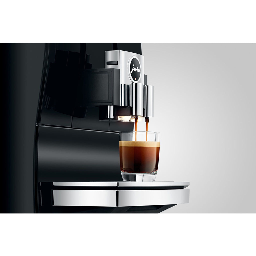 JURA Z6 Diamond Black Coffee Machine Fully Automatic Coffee Machine