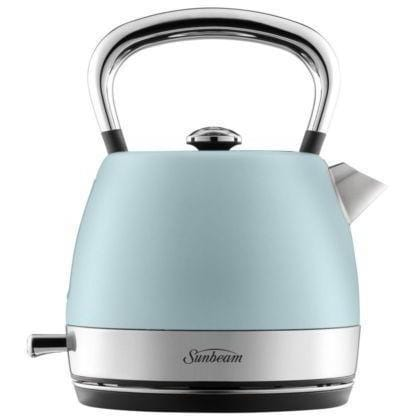 Sunbeam London Collection Pot Kettle (Blue) Free Shipping!