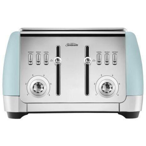 Sunbeam London Collection Toaster (Blue) - 4 Slice Free Shipping!