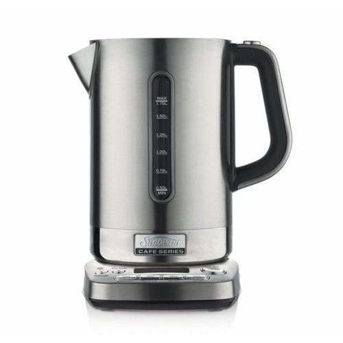 Sunbeam Caf Series Quiet Shield Kettle Stainless Free Shipping!