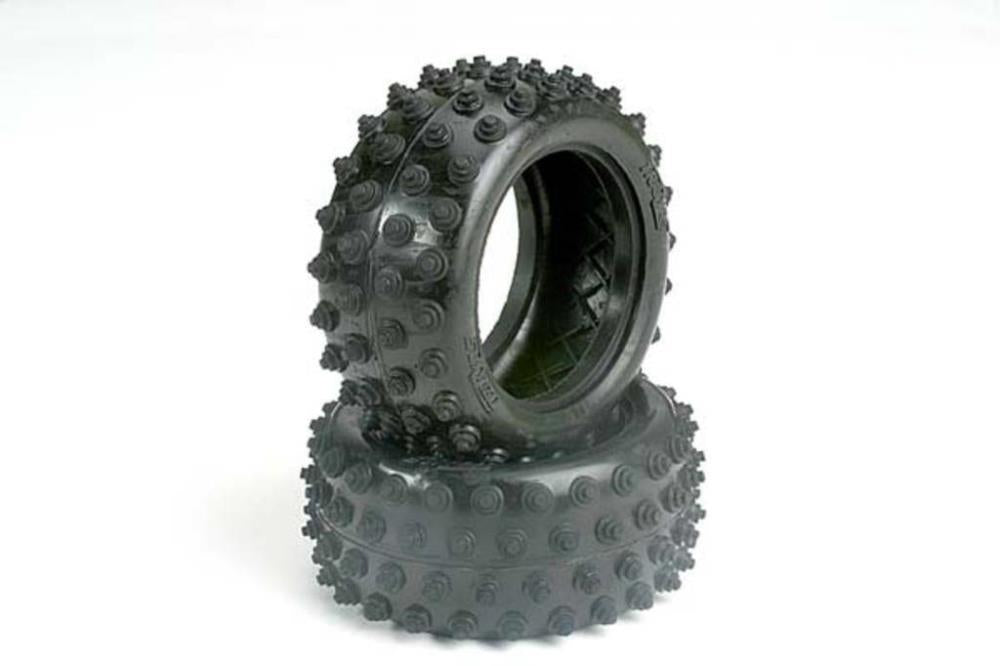 Traxxas 1770 - Tires, 2.15 Spiked (Rear) (2)