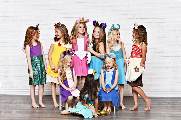 How to Host the Perfect Princess Party