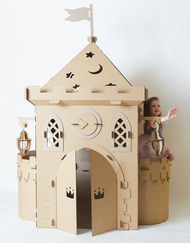 princess castle for dress up and playtime